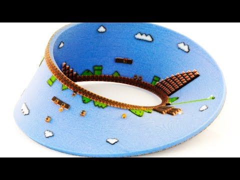 Mario Möbius Strip! -- Game LÜT (видео)