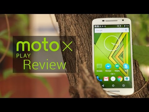Motorola Moto X Play Review!