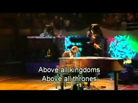 Above All – Michael Smith (lyrics) The Best Most Popular Christian Worship Song
