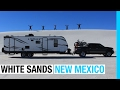CARLSBAD CAVERNS & WHITE SANDS | RV AMERICA | EP 35 KEEP YOUR DAYDREAM