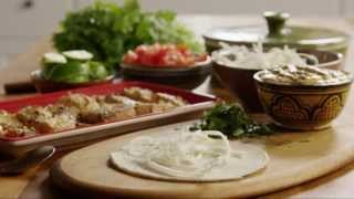 How to Make Grilled Fish Tacos - Grilled Fish Tacos Recipe