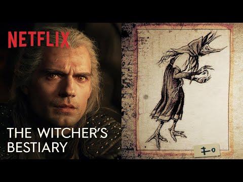 Netflix Presents: The Witcher's Bestiary   Netflix