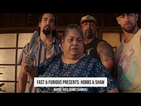 Hobbs Goes Home (Samoa) | Fast & Furious Presents: Hobbs & Shaw (2019)