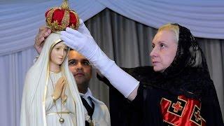 Cortejo e Coroação Solene de Nossa Senhora de Fátima pelas Damas e pelos Cavaleiros da Pontifícia Ordem Equestre do Santo Sepulcro de Jerusalém (OESSJ)