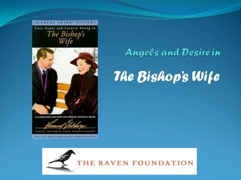 Mimetic Theory 101: Angels and Desire in The Bishop&#8217;s Wife