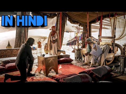 John Wick 3 Parabellum 'Desert Scene' #Hindi#bestmovieclip#johnwick