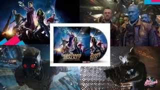 Album Preview Guardians Of the Galaxy Vol1 - Store Soundtrack