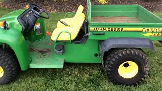 8. John Deere 4x2 Gator | For Sale | Online Auction