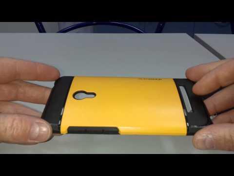 Снятие SLIM ARMOR ZenFone 5