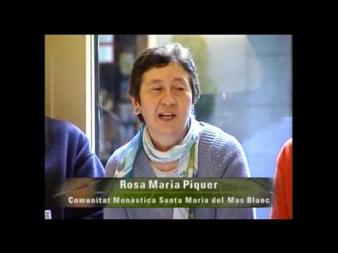 Reportatge sobre el llibre 'Monges' a Signes dels Temps (TV3)