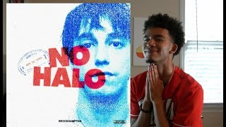 No Halo - BROCKHAMPTON | REACTION/REVIEW