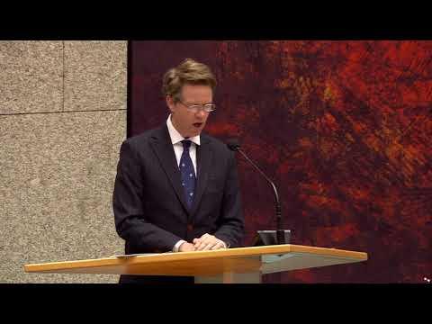 ★ Martin Bosma sloopt D66 Kajsa Ollongren volledig! ★ 29-10-2019 HD