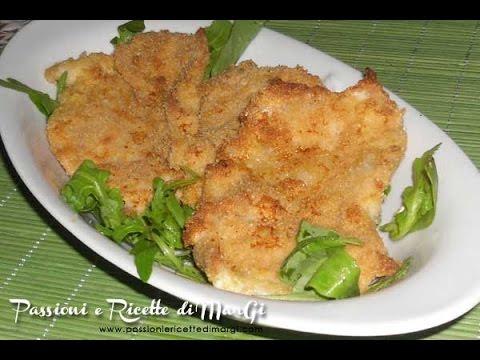 cotolette di pollo da infornare - ricetta facile