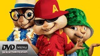 Alvin and the Chipmunks Chipwrecked (2011) DvD Menu Walkthrough