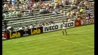 Österreich – Nordirland 2:2 (Zwischenrunde, WM 1982)