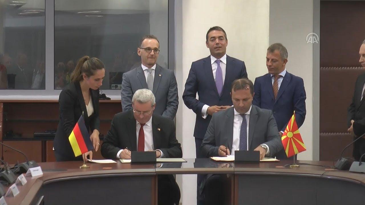 Χ. Μάας: Προς το συμφέρον μας η ευρωπαϊκή προοπτική της ΠΓΔΜ