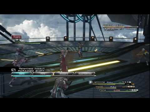 preview-Final Fantasy XIII Review TRAILER (Kwings)