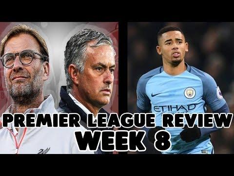 MANCHESTER CITY SCORE 7!!!! - Premier League Review (Gameweek 8)