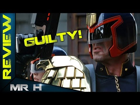 Judge Dredd Movie Review - The Good & The Bad, & The GUILTY