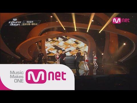 M Countdown - 태티서(Girl's Generation-TTS) - Adrenaline + Intro + Holler @MCOUNTDOWN_140918 World No.1 K-pop Chart Show M COUNTDOWN Ep.393 예고 매주 목요일 저녁 6시 Mnet ▷ Mnet 유투브 구독...