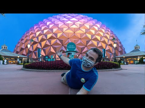 Why Epcot is the Best Park at Disney World