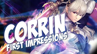 ZeRo's thoughts on Corrin!