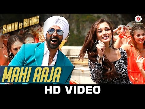 Aaja Mahi Song  | Singh Is Bling | Akshay Kumar & Amy Jackson