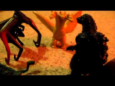 The Godzilla Gang Episode 9: THE KING HAS RISE!!