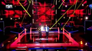 Andrei & Fabian - Rude (Magic!) - Vocea Romaniei 2014 - Confruntari 1 - Editia 8