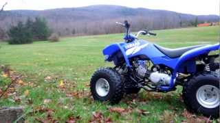 7. 2002 yamaha raptor 80 - SOLD