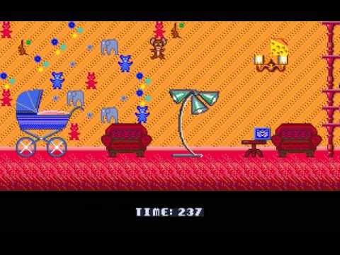 Tom and Jerry 2 Amiga