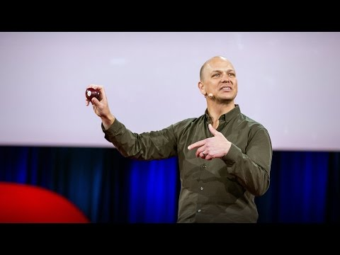 , title : 'The first secret of great design | Tony Fadell'