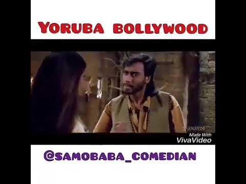 cal d1...Yoruba bollywood 😄😄😄😄