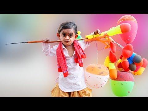 CHOTU DADA GUBBARE WALA   छोटू दादा गुब्बारे वाला   Khandesh Hindi Comedy   Chotu Comedy Video