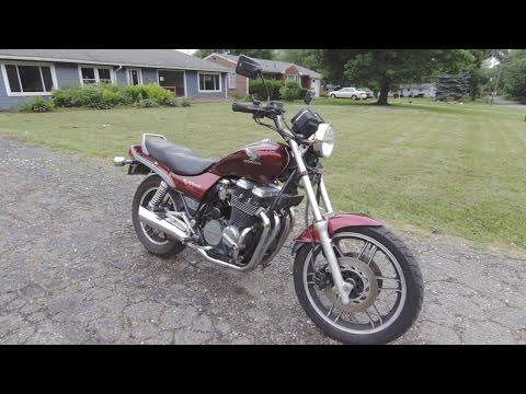 Honda 1983 nighthawk 650 фото