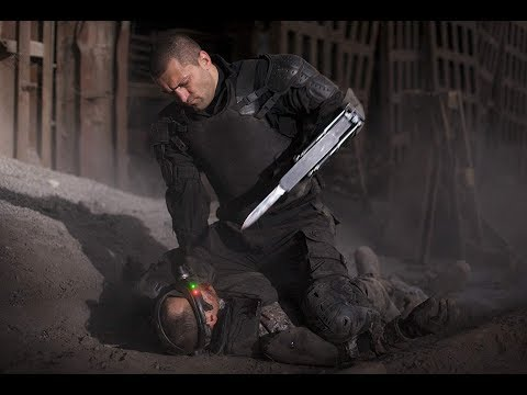 Universal Soldier Regeneration - Andrei Arlovski vs 4 Uni Soldiers - Fight Scene [HD]