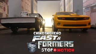 Nonton Transformers Fast & Furious STOP MOTION episode 1 Film Subtitle Indonesia Streaming Movie Download