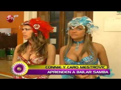 Connie Mengotti - Vanessa Borghi - Pies caño - Poldance Extra