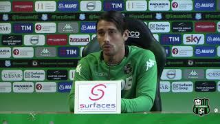 Sassuolo, le parole di Goldaniga in vista della gara contro la Sampdoria