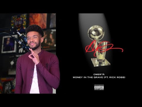 Drake - OMERTÀ/MONEY IN THE GRAVE REACTION/REVIEW