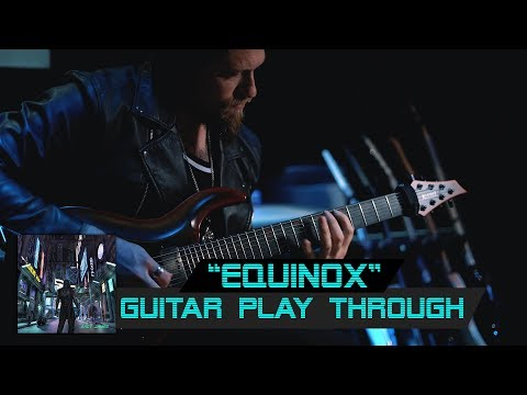 Andy James - Equinox (Play Through)