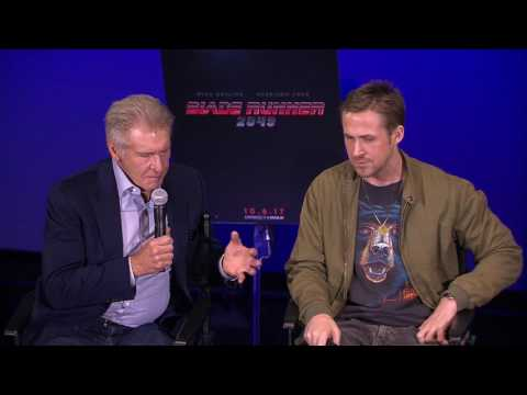 Blade Runner 2049 - Live Q&A and Trailer Debut Highlight Reel?>