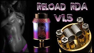 This product was sent to me free of charge for the purpose of this review by http://www.reloadvaporusa.comPurchase here: http://www.evcigarettes.com/reload-rda-v1-5-by-reload-vapor-usa/Channel support and donations:☆ Patreon: http://bit.ly/25dLlW0 (recurring)•(reward system)☆PayPal: riotact713@gmail.com (one off)Right to Vape Campaign for the AVA/R2BSmokefree  ☆ http://bit.ly/Right2vape *please share this link everywhere Check out my 2nd channel:*https://www.youtube.com/channel/UCWCQg3K0hj54fyVODHvQlcwRecommended sites:☆VaporDNA:  http://bit.ly/1QbOmPp use code DNA10 for 10% off☆Vape Happy: http://bit.ly/VH-VAPEHAPPY☆Eciggity:  http://bit.ly/2cWzh3q☆Direct Vapor:  http://bit.ly/1TgrXPe☆Code 3Vapor:  http://bit.ly/1QQJA4Z☆Element Vape:  http://bit.ly/1rc1ngr☆The Cloudy Vapor:  http://bit.ly/2sEH6BK**Heaven Gifts: http://www.heavengifts.com use code AVHEATHEN for 15% off of your purchaseBest authentic beginner products to quit smoking:☆Best ecig: http://bit.ly/20WKPEl code vapinheathen for 10% off☆Best ecigar: http://bit.ly/1KNhjz3 code vapinheathen for 10%offGreat sub ohm tank coils☆ Coil Art: http://www.coilart.netRecommended China vendors:☆ Gear Best Site: http://goo.gl/IpqFE0☆ Gear Best Promotion: http://goo.gl/QQ0YUn☆ Heaven Gifts: http://www.heavengifts.com use code AVHEATHEN for 15% off of your purchaseBest ejuice subscription service☆ Zample Box: http://bit.ly/1PR3rDU use code Heathen10 for 10% offHeathen gear and swag (T-shirts, Hoodies, decals)☆ http://www.vapingswag.com/vapin-heathen/Best regulated mod batteries:☆LG HG2(brown): http://bit.ly/1QbOmPpBest unregulated mod batteries:☆Sony VCT4: http://bit.ly/1QbOmPp*Official Rules for Giveaways*☆All giveaways are free to enter(US and Canada only)  *Winner will pay a $10 PayPal fee(FDA)☆You must be 18 or over   ▪Winners must send a picture holding ID ☆Shipping is covered☆You must be subscribed to my channel ☆You must Like(Thumbs up) the video☆As always #nobullshit   ▪complaining, nagging will disqualify you☆Clic