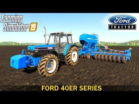 Ford 40er Serie v1.1.0.0