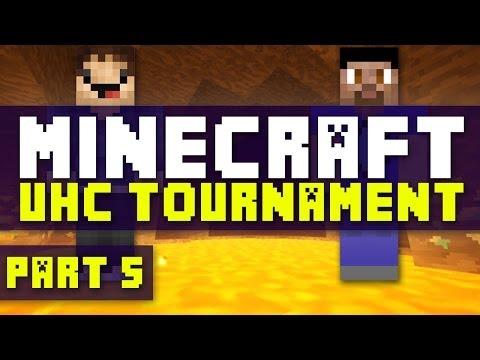 Minecraft ULTRA HARDCORE #5 (Season 3) with Vikkstar & Woofless