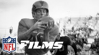 Top 10 Wide Receiver Corps: 1950s Rams (#3) | NFL Films by NFL Films