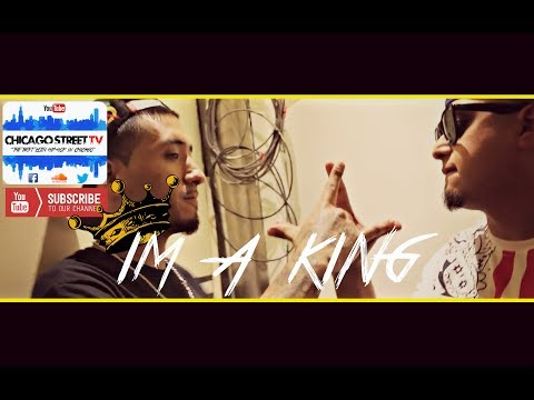 "GHOST ""IM A KING 👑"" [CHICAGO LATIN KINGS GANG DRILL 2018] Chicano Mexican Trap & Rap Little Village"