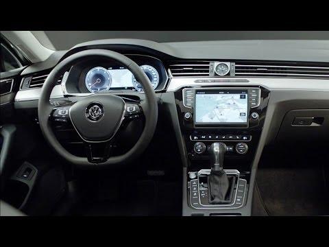 New 2015 Volkswagen Passat – INTERIOR