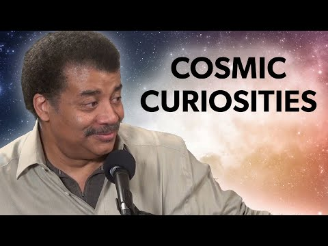StarTalk Podcast: Cosmic Curiosities with Neil deGrasse Tyson