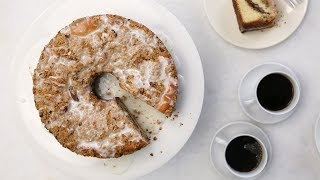 Cinnamon-Streusel Coffee Cake Video- Sweet Talk with Lindsay Strand by Everyday Food